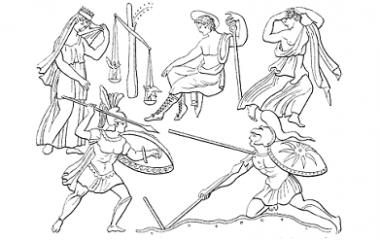 Memnon vs Achilles