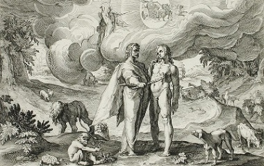 Prometheus Forms Man