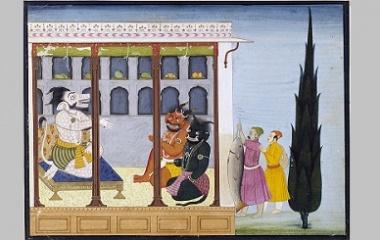 Rakshasa and Sambara