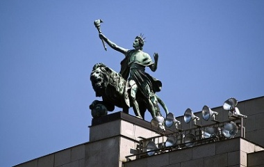 Statue of Lucifer