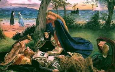The Death of King Arthur