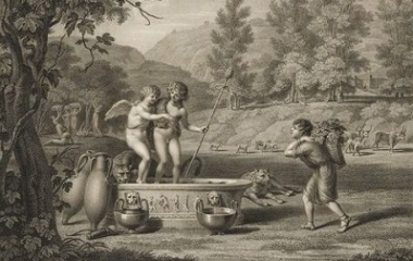 Bacchus and Cupid's vintage