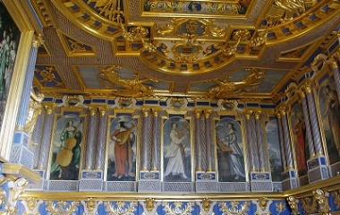 Chamber of the Nine Muses