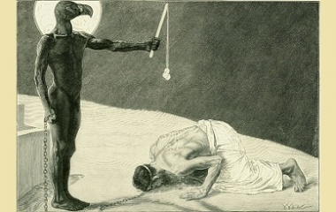 Mammon and His Slave