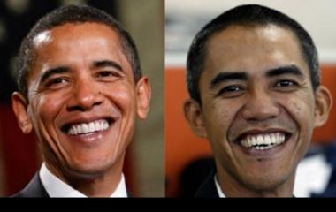President Obama's doppelgänger