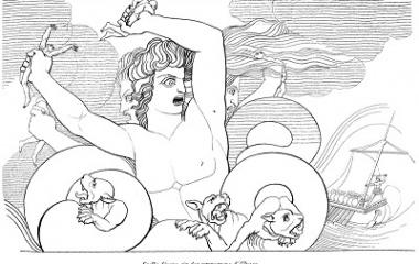 Scylla in Odyssey