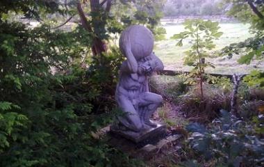 Statue of Atlas Winschoten