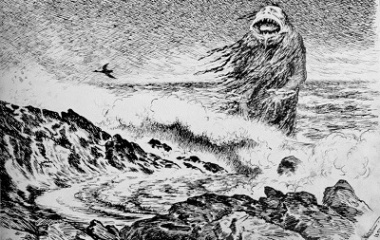 The Sea Troll, 1987