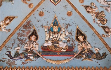 Vishnu - Hindu God of Preservation and Protection | Mythology net