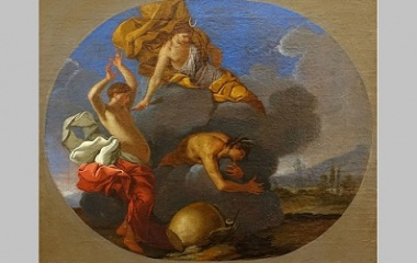 Artemis and Chione, 1660