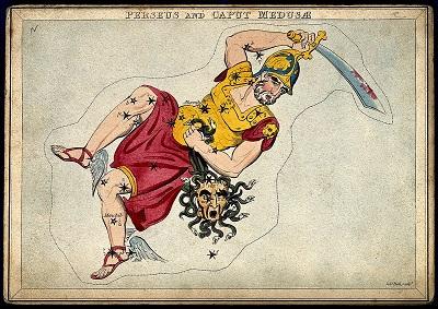 Perseus - Greek Hero, Legendary Founder of Mycenae ...
