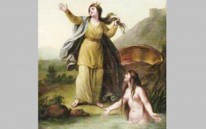 Hermaphroditus - Greek God, Son of Aphrodite | Mythology net
