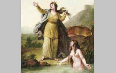 Demeter and Arethusa