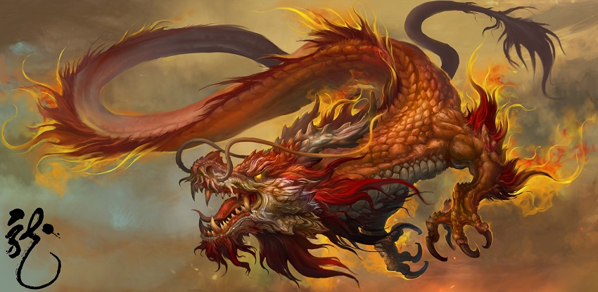 Mythological Dragons: Description, History, Myths & Interpretations