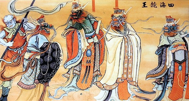 Dragon Kings of China