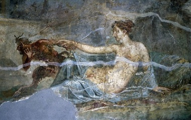 Hermaphroditus painting