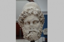 Odysseus head, 1st century AD