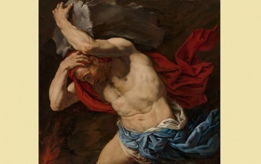 Sisyphus painting, 1660