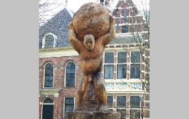 Statue of Sisyphus