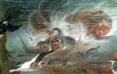 Willmann, Creation of the World