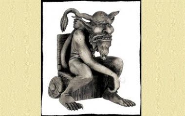 Demon Belphegor