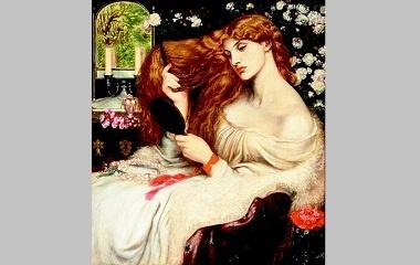 Lady Lilith, 1866
