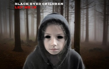 Black Eyed Children (Let Me In Trailer)