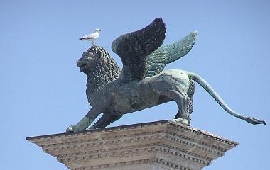 Chimera in Venice