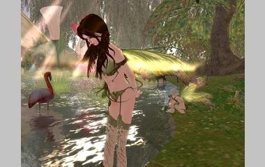 Fairies on Second Life