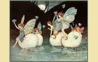 Fairy Islands, 1916