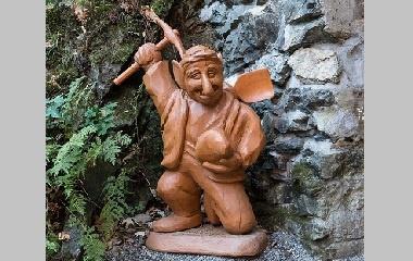 Gnome in Złoty Stok