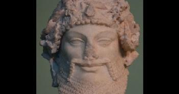 Head of Priapus, Rome