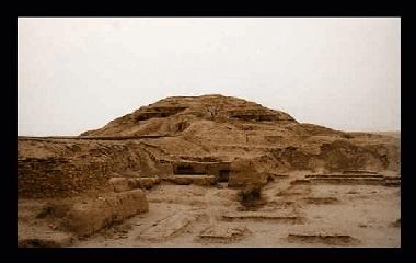 Inanna Temple Ruins
