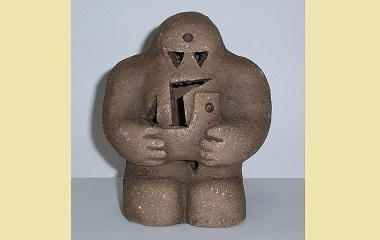 Prague Golem Reproduction