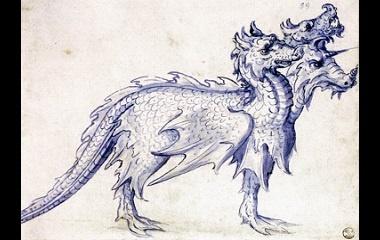 Sketch for a Cerberus