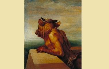 The Minotaur, 1885