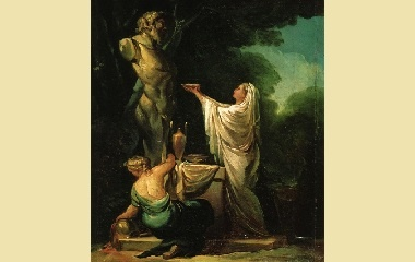 The Sacrifice to Priapus, 1771