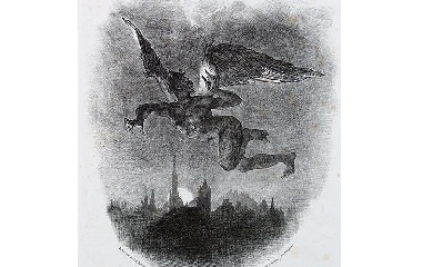 Mephistopheles in the Sky