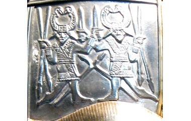 Berserkers, British Museum