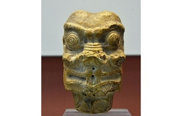 British Museum Stone Head Pazuzu
