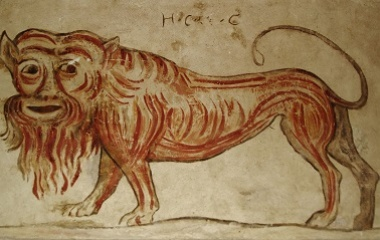 Manticore, photo of a heritage building in Israel