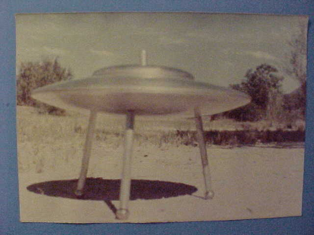 Paul Bennewitz Dulce Base UFO