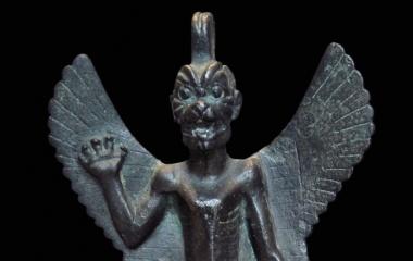 Pazuzu the exorcist