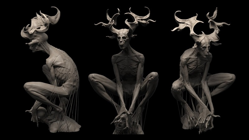 Physical Appearance of Wendigo