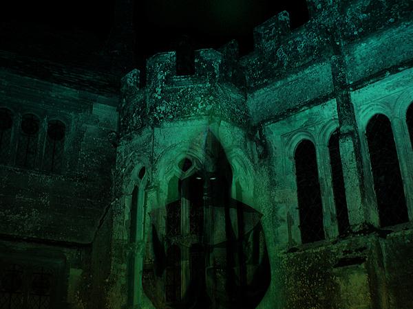 Revenant the ghost