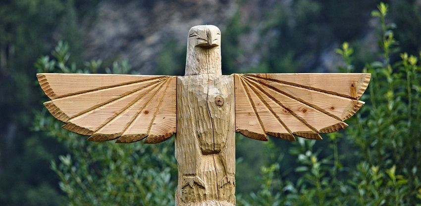 Thunderbird Native American Symbol