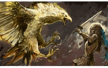 Thunderbird - Legendary Creature | Mythology.net - photo#27