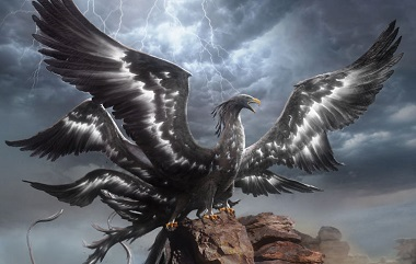 Thunderbird - Legendary Creature | Mythology.net - photo#11