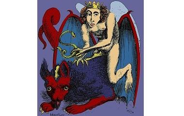 Goetic demon Astaroth